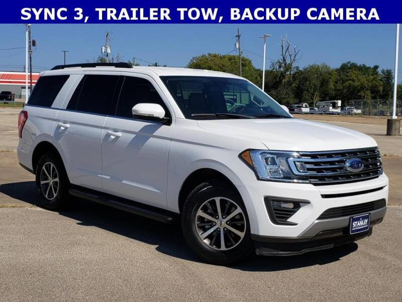 2019 Ford Expedition for sale at Stanley Ford Gilmer in Gilmer TX