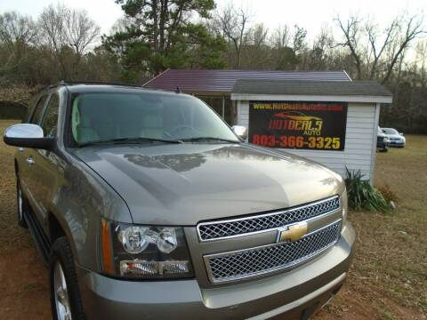 2007 Chevrolet Tahoe for sale at Hot Deals Auto LLC in Rock Hill SC