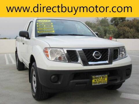 2019 Nissan Frontier for sale at Direct Buy Motor in San Jose CA