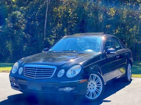 2007 Mercedes-Benz E-Class for sale at Sebar Inc. in Greensboro NC