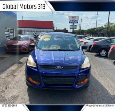 2013 Ford Escape for sale at Global Motors 313 in Detroit MI