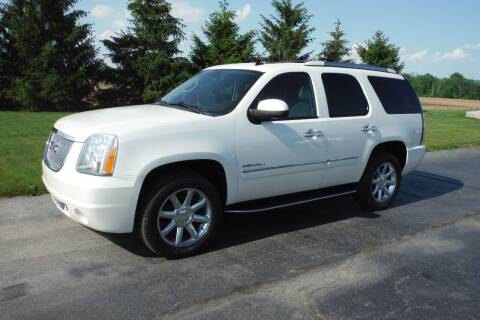 2011 GMC Yukon for sale at Bryan Auto Depot in Bryan OH