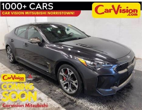 2018 Kia Stinger for sale at Car Vision Buying Center in Norristown PA