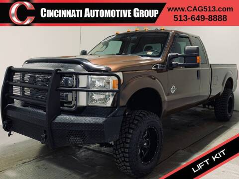 2011 Ford F-250 Super Duty for sale at Cincinnati Automotive Group in Lebanon OH