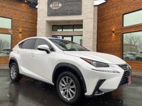 2018 Lexus NX 300 for sale at Hamilton Motors in Lehi UT