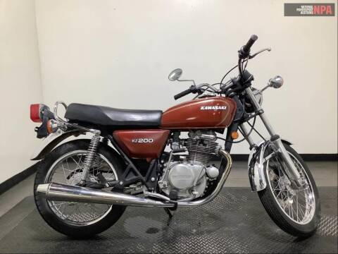1978 Kawasaki KZ200 for sale at Eastside Auto Sales in El Paso TX