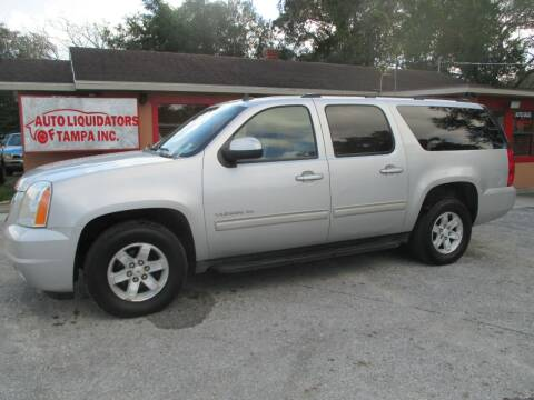 2011 GMC Yukon XL for sale at Auto Liquidators of Tampa in Tampa FL