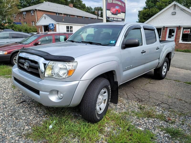 2008 Toyota Tacoma for sale at Plum Auto Works Inc in Newburyport MA
