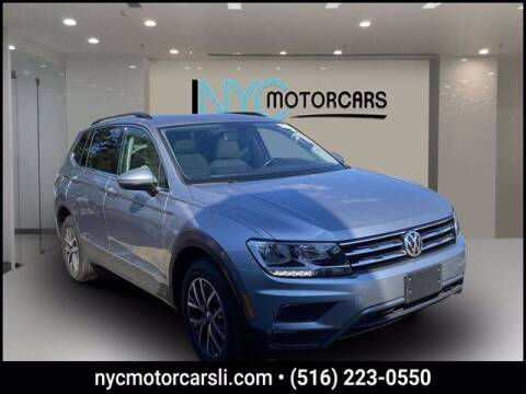 2019 Volkswagen Tiguan for sale at NYC Motorcars in Freeport NY
