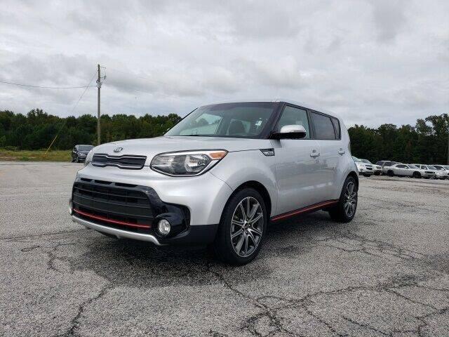 2018 Kia Soul for sale at Hardy Auto Resales in Dallas GA