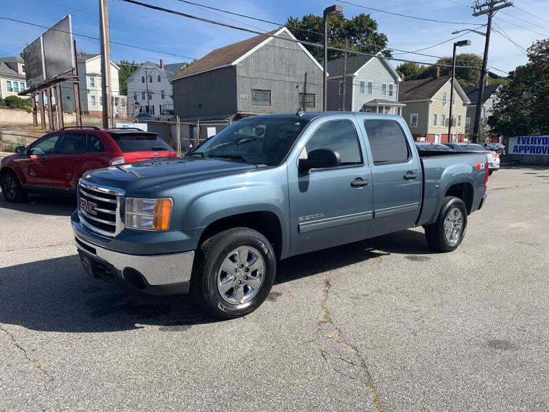 2012 GMC Sierra 1500 for sale at Capital Auto Sales in Providence RI
