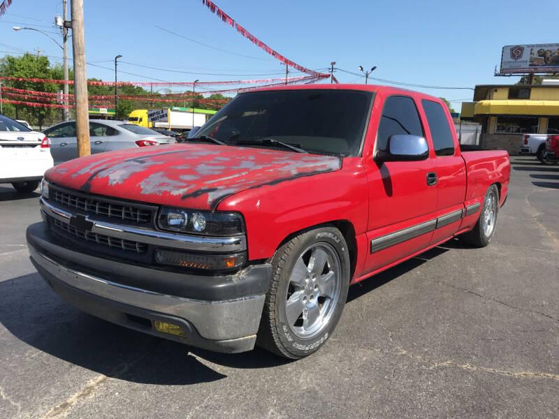2001 Chevrolet Silverado 1500 for sale at IMPALA MOTORS in Memphis TN