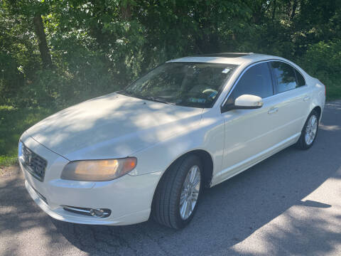 2007 Volvo S80 for sale at Trocci's Auto Sales in West Pittsburg PA