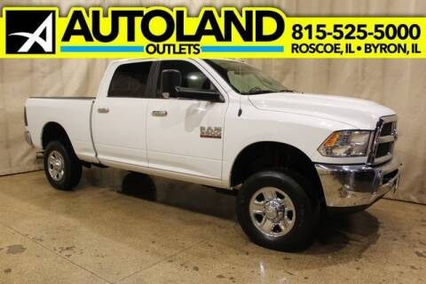 2016 RAM Ram Pickup 3500 for sale at AutoLand Outlets Inc in Roscoe IL