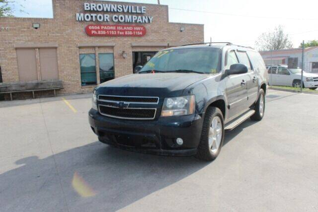 2007 Chevrolet Suburban for sale at Brownsville Motor Company in Brownsville TX
