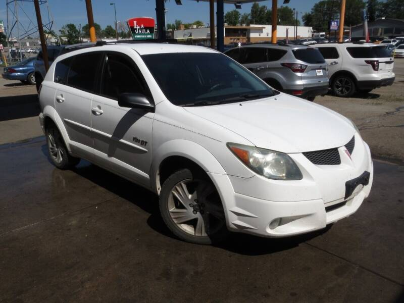 2003 Pontiac Vibe for sale at PR1ME Auto Sales in Denver CO