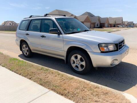 2004 Subaru Forester for sale at Champion Motorcars in Springdale AR