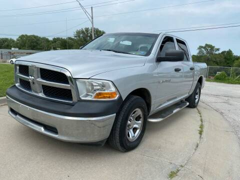 2011 RAM Ram Pickup 1500 for sale at Xtreme Auto Mart LLC in Kansas City MO