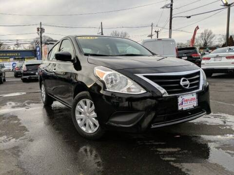2019 Nissan Versa for sale at PAYLESS CAR SALES of South Amboy in South Amboy NJ
