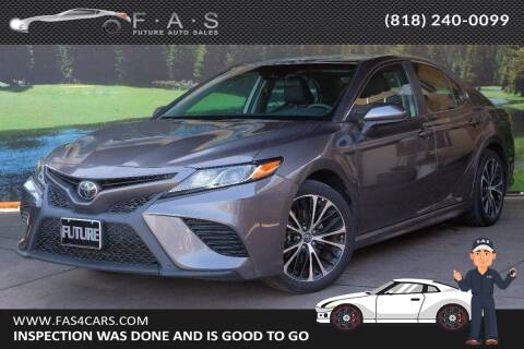 2018 Toyota Camry for sale at Best Car Buy in Glendale CA