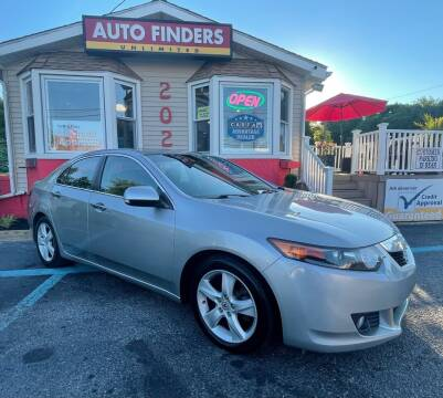2010 Acura TSX for sale at Auto Finders Unlimited LLC in Vineland NJ