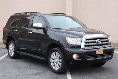 2016 Toyota Sequoia for sale at El Compadre Trucks in Doraville GA
