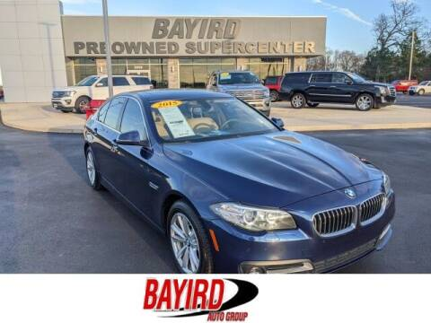 2015 BMW 5 Series for sale at Bayird Truck Center in Paragould AR