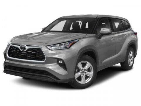 2021 Toyota Highlander for sale at BEAMAN TOYOTA in Nashville TN