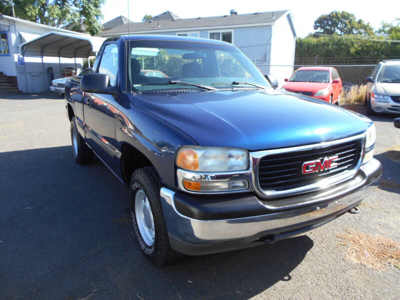 1999 GMC Sierra 1500 for sale at Family Auto Network in Portland OR