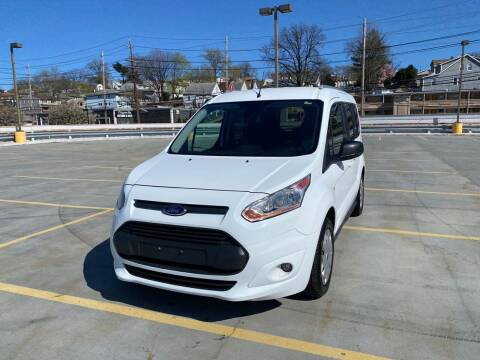 2017 Ford Transit Connect Wagon for sale at JG Auto Sales in North Bergen NJ