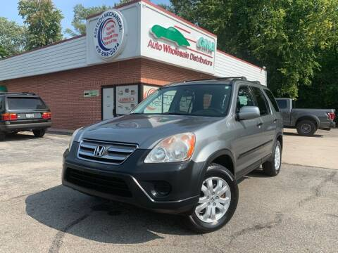 2005 Honda CR-V for sale at GMA Automotive Wholesale in Toledo OH