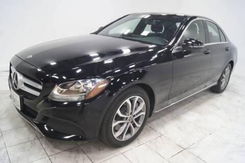 2018 Mercedes-Benz C-Class for sale at Sacramento Luxury Motors in Carmichael CA