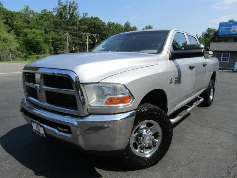 2012 RAM Ram Pickup 2500 for sale at Guarantee Automaxx in Stafford VA