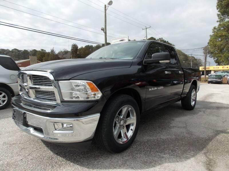 2011 RAM Ram Pickup 1500 for sale at Deer Park Auto Sales Corp in Newport News VA