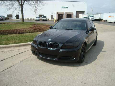 2010 BMW 3 Series for sale at ARIANA MOTORS INC in Addison IL
