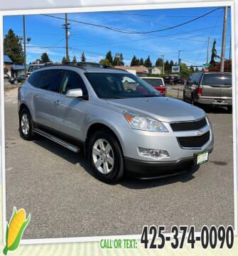 2011 Chevrolet Traverse for sale at Corn Motors in Everett WA