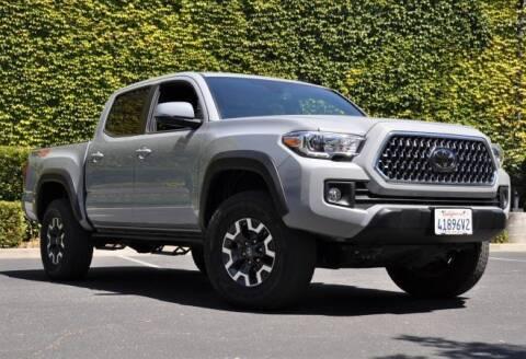 2019 Toyota Tacoma for sale at AMC Auto Sales Inc in San Jose CA