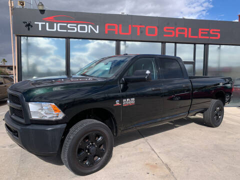 2015 RAM Ram Pickup 2500 for sale at Tucson Auto Sales in Tucson AZ