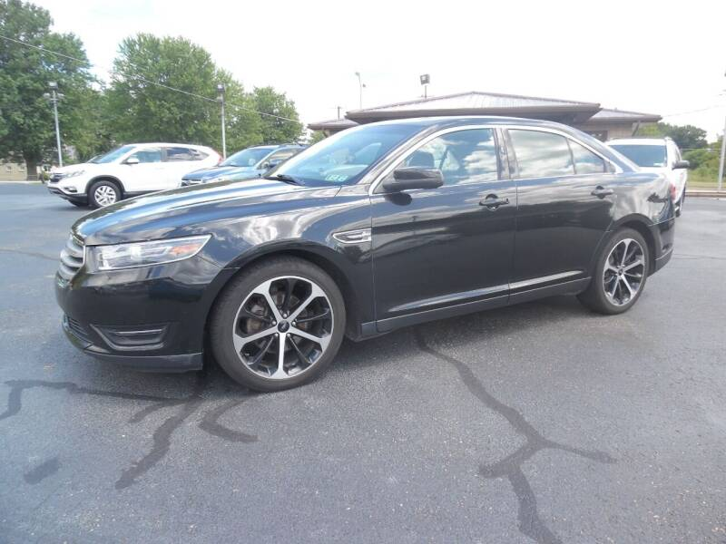 2015 Ford Taurus for sale at GEORGE'S TRADING POST in Scottdale PA