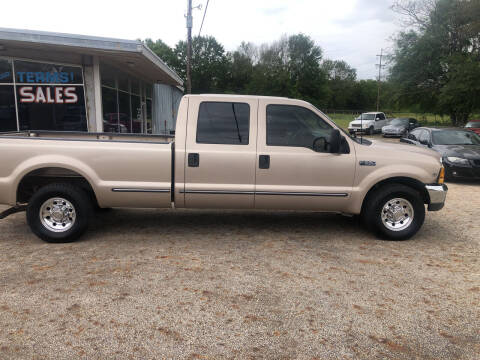 1999 Ford F-250 Super Duty for sale at BOB SMITH AUTO SALES in Mineola TX