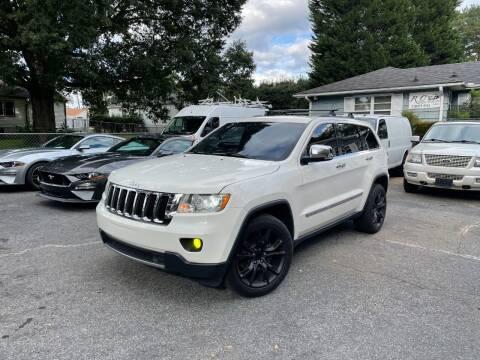 2011 Jeep Grand Cherokee for sale at RC Auto Brokers, LLC in Marietta GA