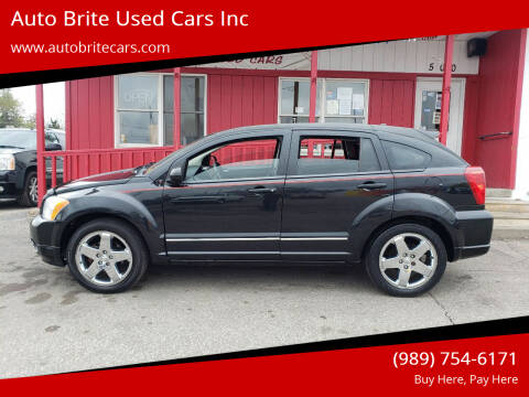 2008 Dodge Caliber for sale at Auto Brite Used Cars Inc in Saginaw MI