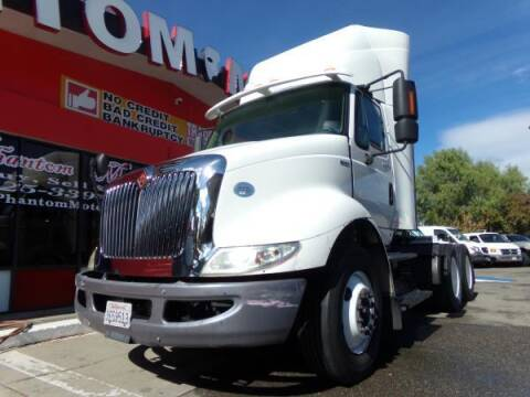 2012 International TranStar 8600 for sale at Phantom Motors in Livermore CA
