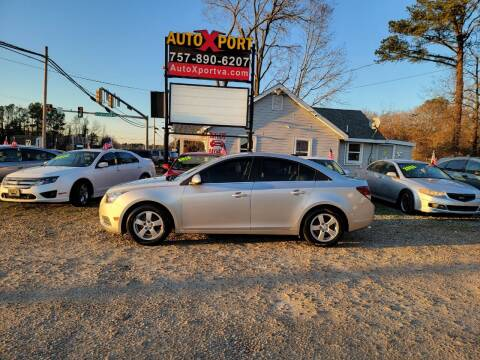 2014 Chevrolet Cruze for sale at Autoxport in Newport News VA