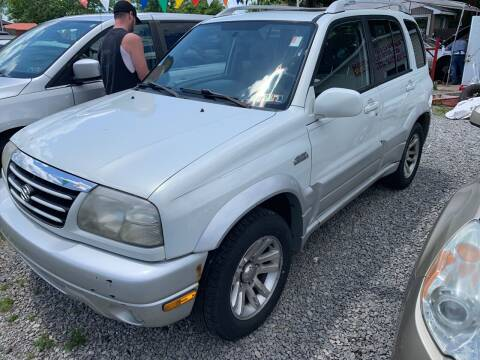 2005 Suzuki Grand Vitara for sale at Trocci's Auto Sales in West Pittsburg PA