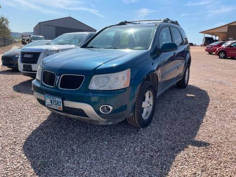 2006 Pontiac Torrent for sale at Pro Auto Care in Rapid City SD