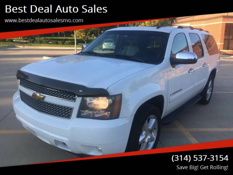 2007 Chevrolet Suburban for sale at Best Deal Auto Sales in Saint Charles MO
