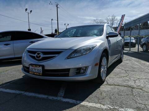 2010 Mazda MAZDA6 for sale at Best Deal Auto Sales in Stockton CA