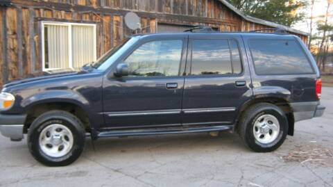 2000 Ford Explorer for sale at Spear Auto Sales in Wadena MN