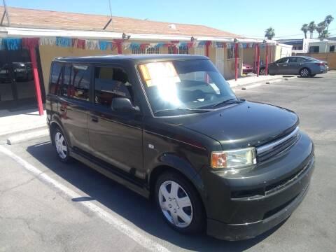 2005 Scion xB for sale at Car Spot in Las Vegas NV